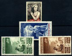 Oceanía Y Aéreos Nº 203, A 4/6. Año 1942/55 - Ungebraucht