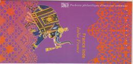 France Pochette Emission Commune 2003 France-Inde - Autres