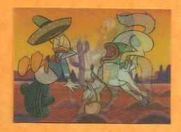 "CPM Visio "" Donald Fait Du Rodéo  (Donald  Der Zureiter  Or The Rodéo )W .Disney Production - Other"