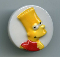 FEVES - FEVE - LES SIMPSONS  2014 - BART - Dibujos Animados
