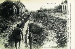 ► Cpa  Guerre 1914 -1918 -  Bataille De LIHONS En SANTERRE (Somme) - War 1939-45