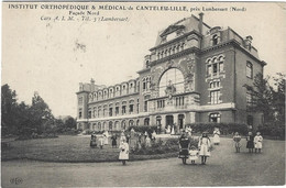 59   Canteleu Lez Lille  - Par Lambersart -   Institut Orthopedique  - Facade Nord - Andere Gemeenten