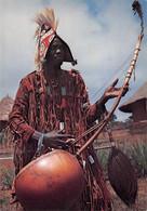 AMORA Prospection - ESCALE EN COTE D'IVOIRE Chasseur GRILLOT à GOUESSESO  -Timbrée, Oblitérée 1972   (¬‿¬) ♥ - Publicité