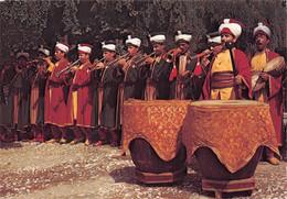 AMORA Prospection - ESCALE EN TURQUIE Musique Des Janissaires -Timbrée, Oblitérée  1972  (¬‿¬) ♥ - Publicité