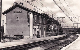 77  - Seine Et Marne - SAINT FARGEAU - SEINE - PORT - PONTHIERRY -  La Gare - Saint Fargeau Ponthierry