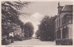 4822527Brummen, Rijksstraatweg Met Postkantoor. 1930. (kleine Vouwen In De Hoeken) - Altri