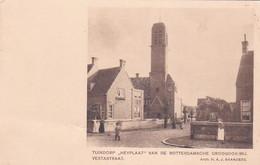4822      608         Tuindorp, ,,Heyplaat'' Van De Rotterdamsche Droogdok- MIJ. Vestastraat. 1916. (linksonder - Rotterdam