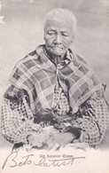 482399Old Hottentot Woman. (postmark 1905)(see Lefttop) - Sud Africa