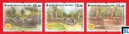 Sri Lanka Stamps 2021, Vesak, Buddha, Buddhism, MNH - Sri Lanka (Ceylon) (1948-...)