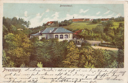 AK - PRESSBURG (Bratislava) - Gasthof Batzenhäusl 1903 - Slovakia