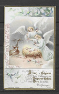 Image Pieuse Bouasse Jeune N° 788 Anges - Devotieprenten