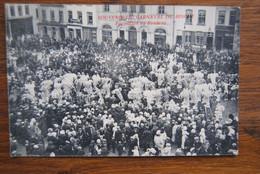 5247/ Souvenir Du Carnaval De BINCHE -Formation Du Rondeau /1922 - Carnaval