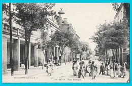 Sétif  Rue Sillègue - Setif