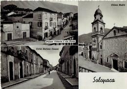 Italien / Italia - Solopaca # Ansichtskarte Echt Gelaufen / View Card Used (if1398) - Autres Villes