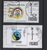 BRD   Goldenes Jubileum Indische Katho Gemeinde Köln- 25 Jahre Fairtrade - Private & Local Mails