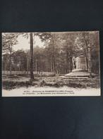 88 - Environs De RAMBERVILLERS - La Chipotte - Le Monument Aux Chasseurs à Pied - C.Lardier 24761 - RARE - Rambervillers