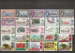 Bahamas ( Lot De Timbres Divers Différents Oblitérés ) - Bahamas (1973-...)