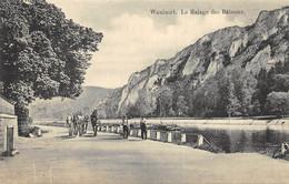 Waulsort - Le Halage Des Bateaux - Hastière