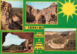 L ARDECHE SES GORGES SON PONT D ARC - Ohne Zuordnung
