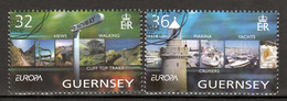 Guernsey Europa Cept 2004  Gestempeld - 2004