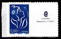 Personnalisé - Marianne De Lamouche Bleu 2006 - 0,60 - Petite Vignette - Y&T N° 3966Aa - Personalized Stamps