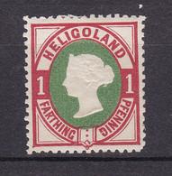 Helgoland - 1875 - Michel Nr. 11 ND - Ungebr. - Heligoland