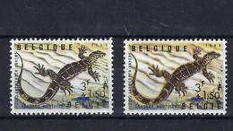 N°1346/1346-V1 MNH ** POSTFRIS ZONDER SCHARNIER COB € 7,85 SUPERBE - Variedades (Catálogo COB)