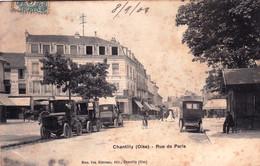 60 - Oise -  CHANTILLY - Rue De Paris - Chantilly