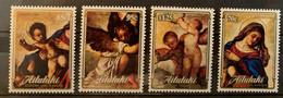 AITUTAKI - MNH** - 1989 - # 439/442 - Aitutaki