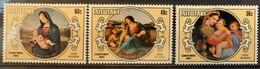 AITUTAKI - MNH** - 1983 - # 315/317 - Aitutaki