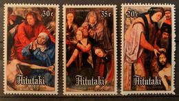 AITUTAKI - MNH** - 1980 - # 183/185 - Aitutaki
