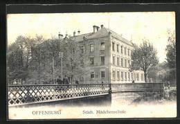 AK Offenburg, Städt. Mädchenschule - Offenburg