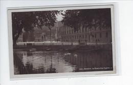 DEP. 74 ANNECY LE CANAL ET LES CYGNES - Annecy
