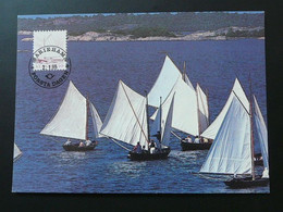 Carte Maximum Card Bateau Ship Aland Ref 61687 - Aland