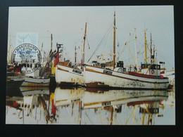 Carte Maximum Card Bateau Ship Pêche Fishing Aland Ref 61689 - Aland