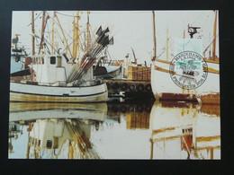 Carte Maximum Card Bateau Ship Pêche Fishing Aland Ref 61690 - Aland