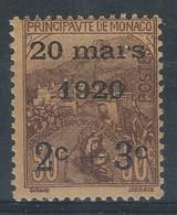 MC5-/-315- N° 36,  *  ,  COTE 55.00 €, VOIR IMAGE POUR DETAIL, IMAGE DU VERSO SUR DEMANDE, - Unused Stamps