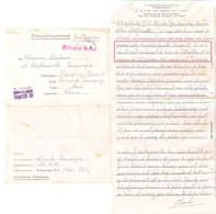 GUERRE 39-45 COR.PRISONNIER DE GUERRE FRANÇAIS Au Stalag XII A /39 LIMBURG AN DER LAHN – Rédigé Le 6-9-1942 - WW II