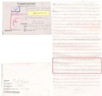 GUERRE 39-45 COR.PRISONNIER DE GUERRE Français Stalag XII A /9Limburg An Der Lahn –Rédigé Le 7-1-1941 Voir Extrait Texte - WW II