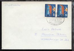 MILTENBERG-ASCHAFFENBURG 0876-01/05 9.2.71 Auf Bf. - Non Classificati