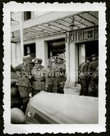 NIORT - AVENUE BUJAULT - HOTEL DE LA BRECHE - L' ETAT MAJOR ALLEMAND S' INSTALLE A L' HOTEL LE 22 JUIN 1940 - Niort