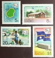 Nauru 1974 UPU MNH - Nauru