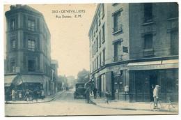 GENNEVILLIERS GENEVILLIERS Rue Dussau - Gennevilliers