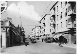 Mestre (Venezia). Via Piave - Auto, Car, Voitures. - Venezia