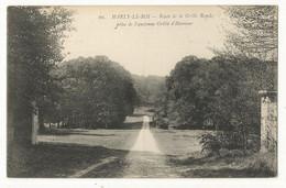CPA , D.78, N°60, Marly Le Roi , Route De La Grille Royale , Prise De L' Ancienne Grille D' Honneur - Marly Le Roi