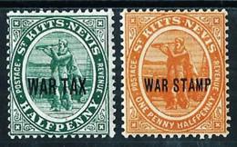 San Cristóbal (Británico) Nº 44/45 Nuevo* - St.Christopher-Nevis & Anguilla (...-1980)