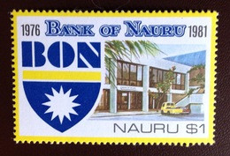 Nauru 1981 Bank MNH - Nauru