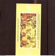Belgie Erinno E131 Painting Breughel Bruegel Children's Games  OCB 25€ RR - Commemorative Labels