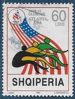 Michel 2597 - 1996 - Olympische Sommerspiele - Albania