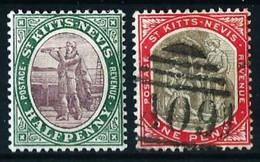 San Cristóbal (Británico) Nº 23/24 Nuevo*/º - St.Christopher-Nevis & Anguilla (...-1980)